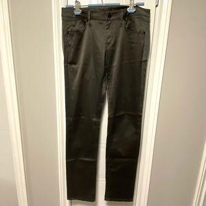 🇨🇦 Mango Steel Grey Straight Leg Pants